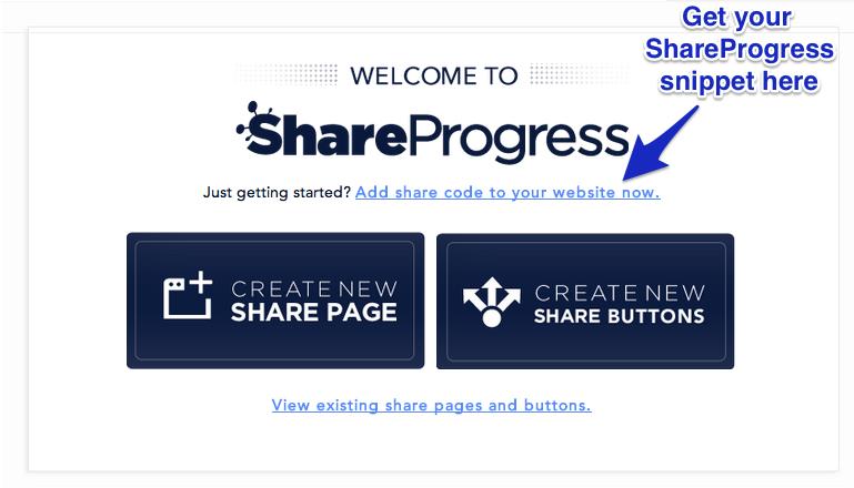 FindShareProgressSnippet