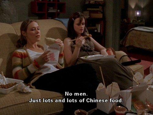 Gilmore-Girls-Rory-Chinese-Food